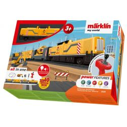 Märklin my world - Train de chantier