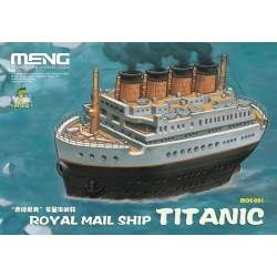 Royal Mail Ship TITANIC