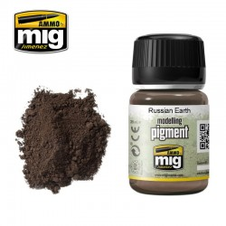 Pigments - Russian Earth 35ml