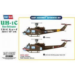 UH-1C Helicopter 1/48 -...