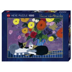 Puzzle 1000p Wachtmeister -...
