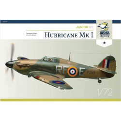Hawker Hurricane Mk.I Junior Set. 1/72