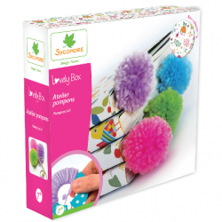 Lovely Box Atelier Pompons