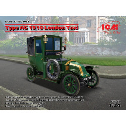 Renault Type AG 1910 London Taxi 1/24
