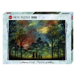 Puzzle 1000p Wondrous journey heye