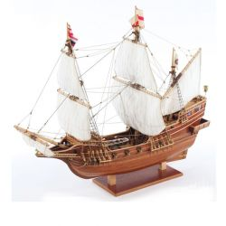 Golden Hind 1/55 - Constructo