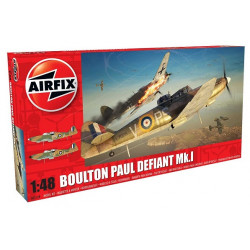 Boulton Paul Defiant - Day Fighter 1/48 - Airfix