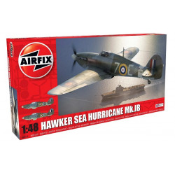 Hawker Sea Hurricane MK.IB 1/48 - Airfix