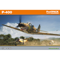 Bell P-400 Airacobra 1/48